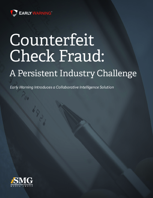Counterfeit Check Fraud: A Persistent Industry Challenge