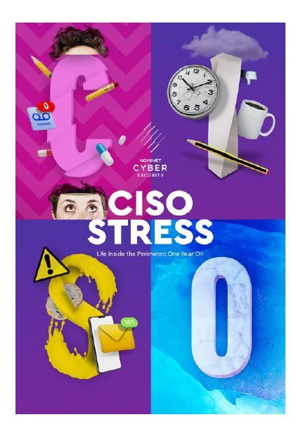 CISO Stress: Life Inside the Perimeter