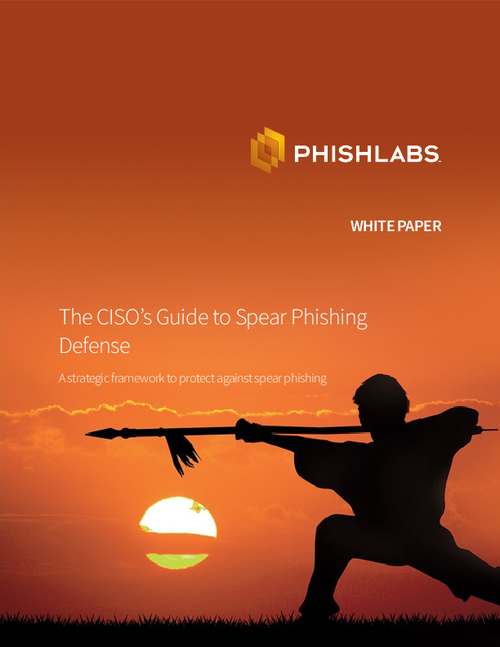 The CISO's Guide to Spear Phishing Defense