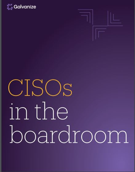 CISOs in The Boardroom