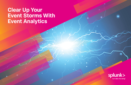 Clear Up Your Event Storms With Event Analytics