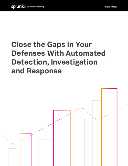Close the Gaps in Your Defenses With Automated Detection, Investigation and Response