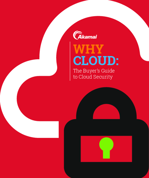 Why Cloud: The Buyer's Guide to Cloud Security