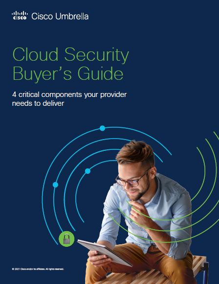 Cloud Security Buyer's Guide