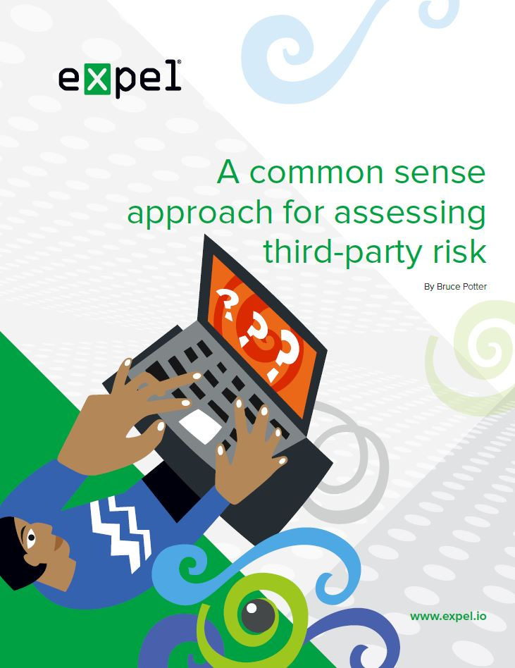 A Common Sense Approach for Assessing Third-Party Risk