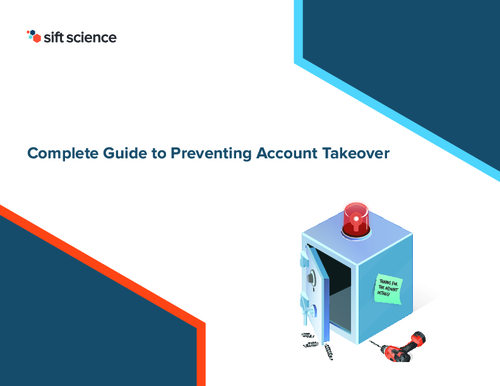 The Retail Industry's Complete Guide To Preventing Account Takeover