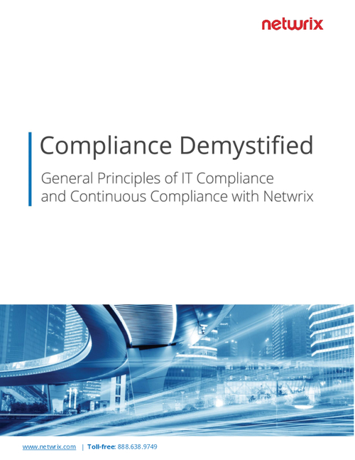 Compliance Demystified. Definition, Standards & Implementation Guidelines