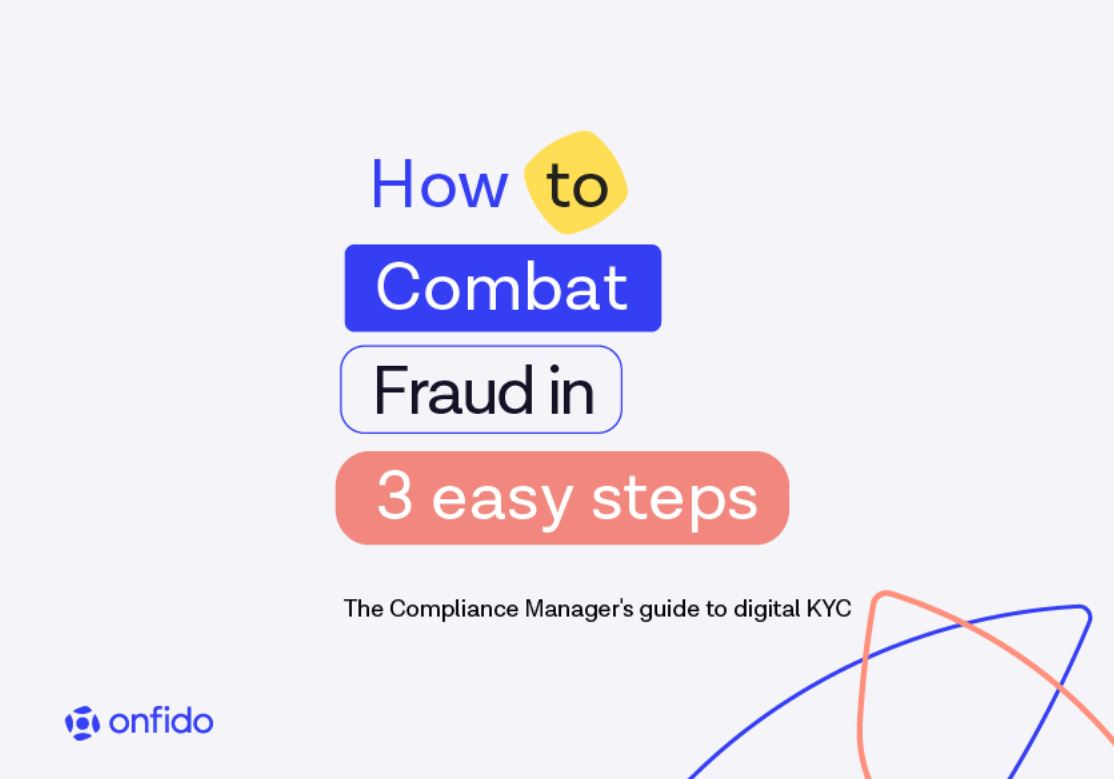 The Compliance Manager's Guide to Digital KYC