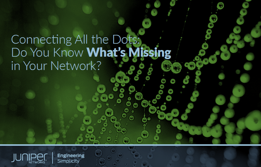 Connecting All the Dots: Do You Know What's Missing in Your Network?