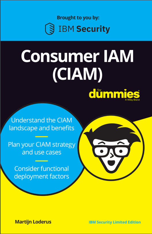 Consumer IAM (CIAM) for Dummies