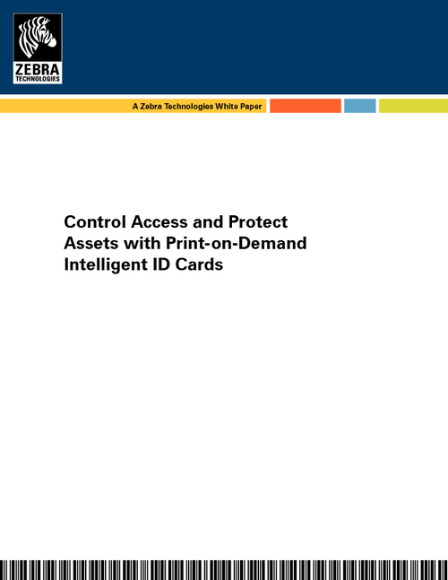 Control Access & Protect Assets with Print-on-Demand Intelligent ID Cards