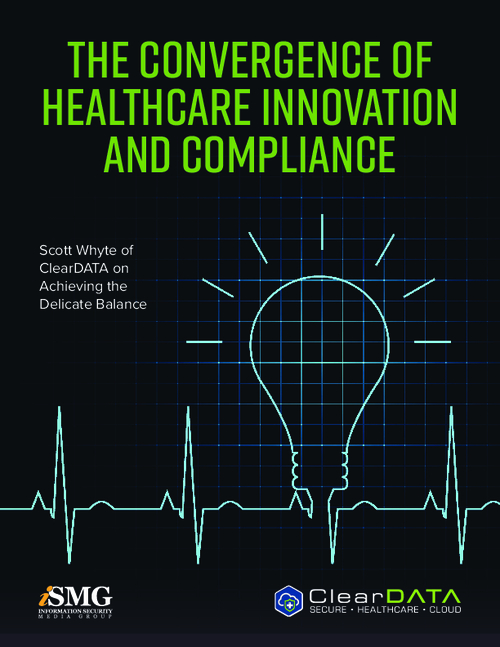 The Convergence of Healthcare Innovation and Compliance