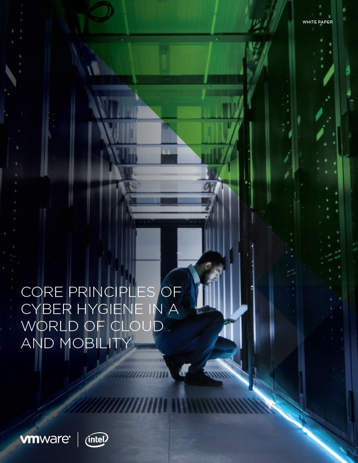 Core Principles of Cyber Hygiene in a World of Cloud and Mobility