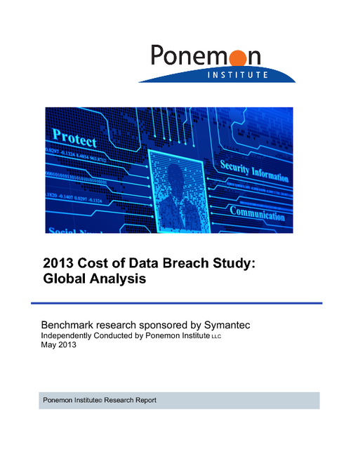 Cost of Data Breach Report - Executive Summary