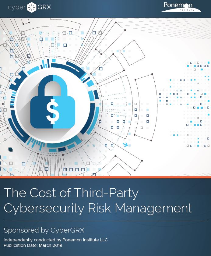 The Cost of Third-Party Cybersecurity Risk Management