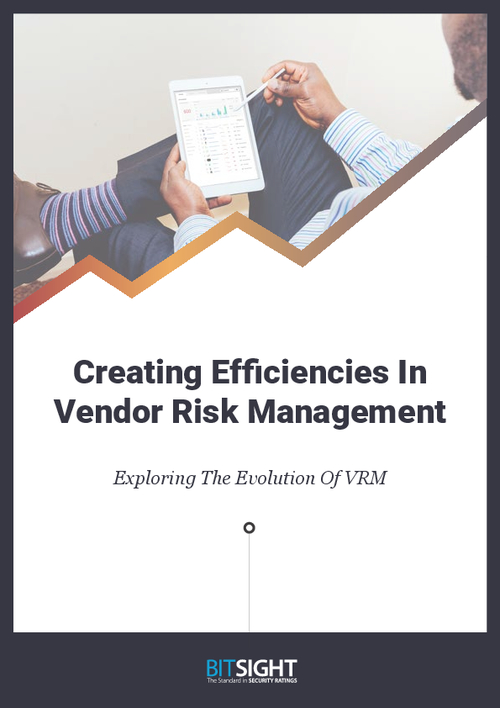 Creating Efficiencies In Vendor Risk Management