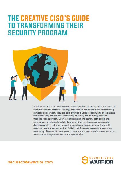 Creative CISO'S Guide to Transforming their Security Program