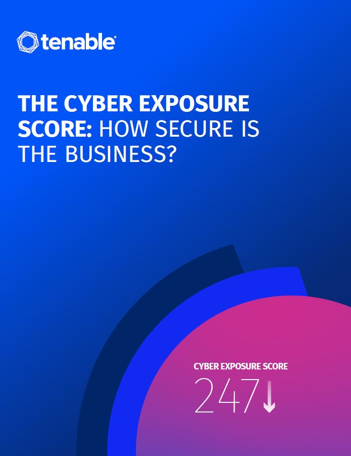 The Cyber Exposure Score: How Secure Is the Business?