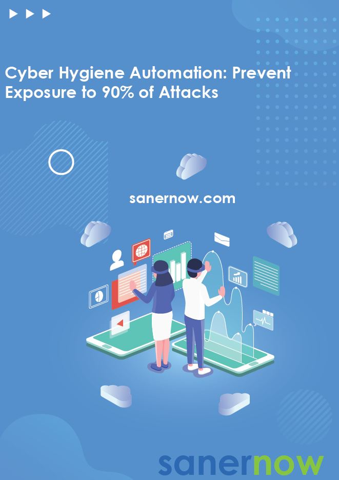 Cyber Hygiene Automation: Prevent Exposure to 90% of Attacks