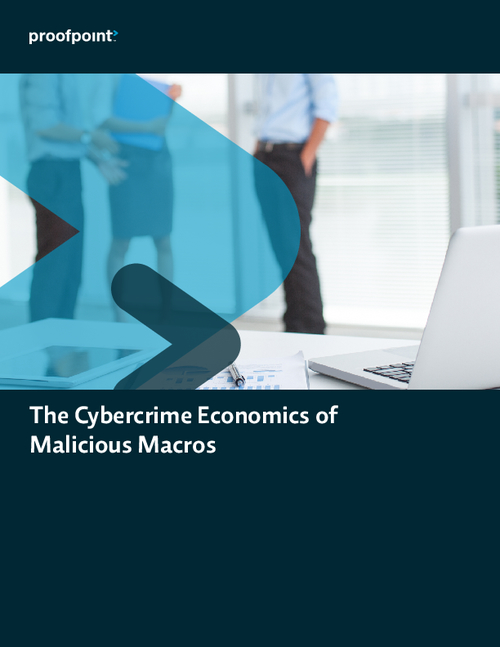 The Cybercrime Economics of Malicious Macros