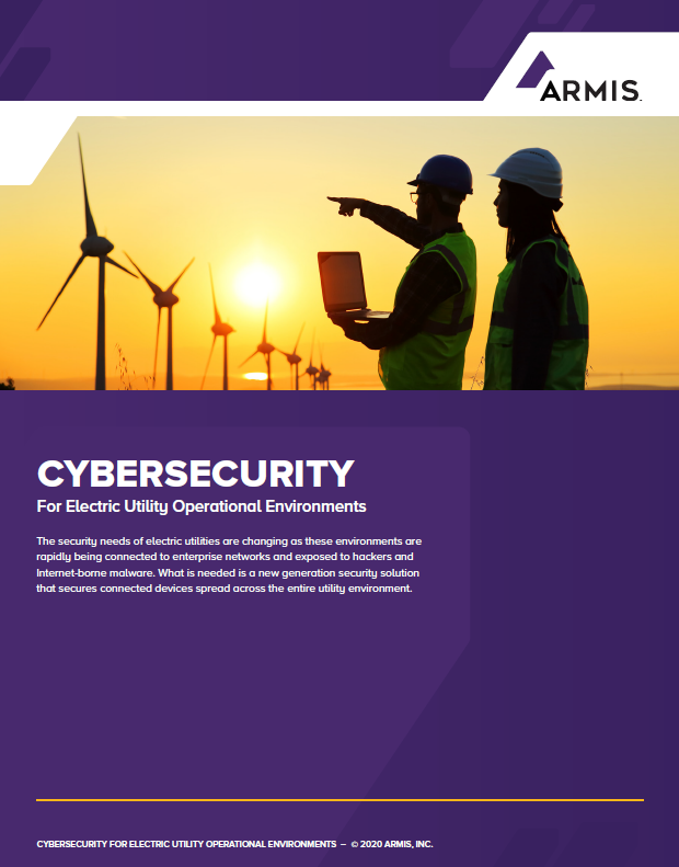 Cybersecurity for Electric Utility Operating Environments