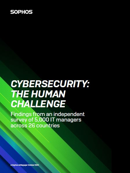 Cybersecurity - The Human Challenge