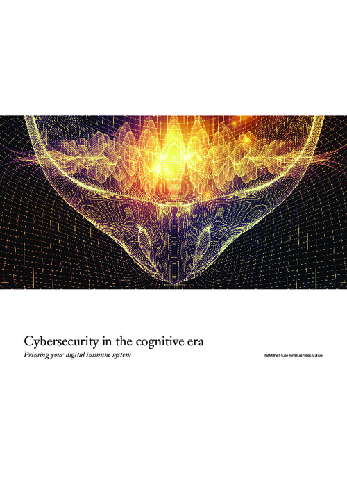 Cybersecurity in the Cognitive Era