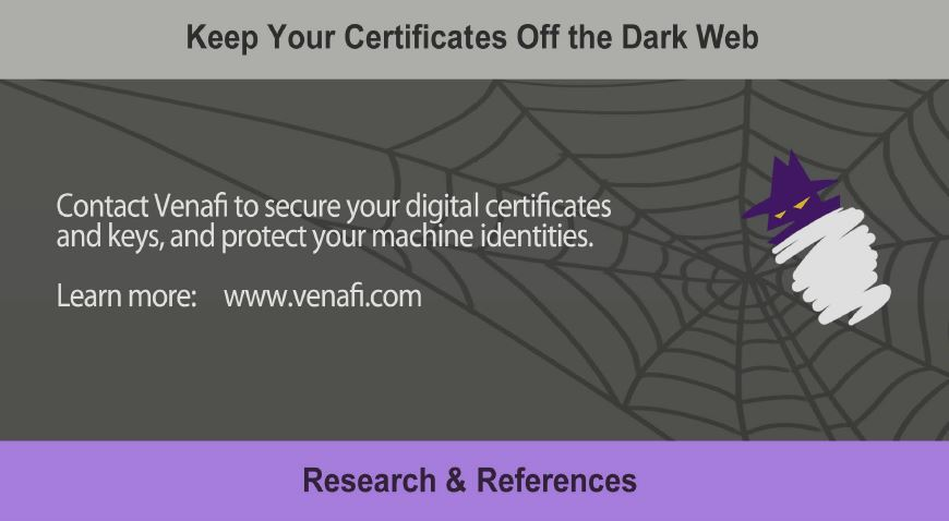 Dark Web Research: Criminals Pay Top Dollar for Your Certificates
