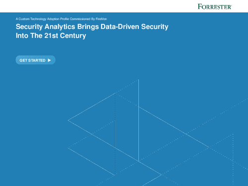 Data-driven Security Meets the 21st Century