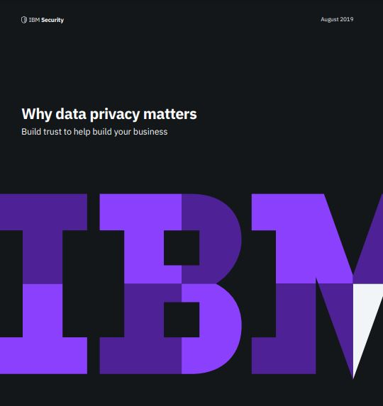 Why Data Privacy Matters