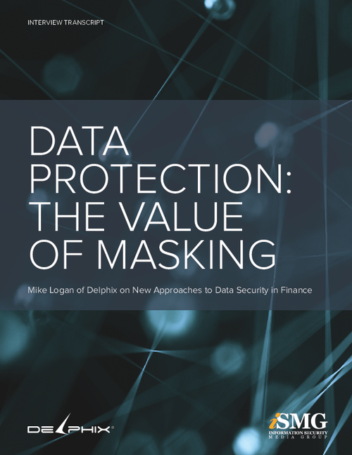 Data Protection: The Value of Masking
