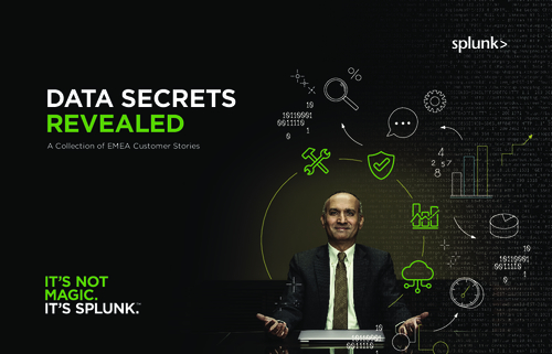Data Secrets Revealed: Turning Machine Data Into Real-Time Business & Operational Answers