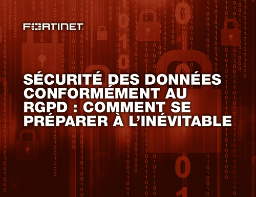 Data Security Under GDPR: How To Prepare For the Inevitable (French Language)