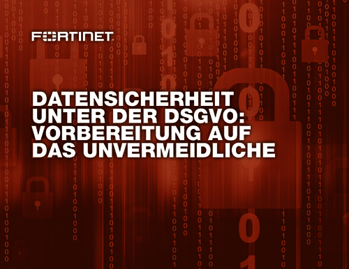 Data Security Under GDPR: How To Prepare For The Inevitable (German Language)