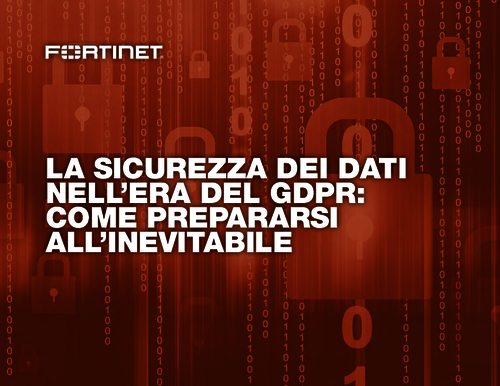 Data Security Under GDPR: How To Prepare For the Inevitable (Italian Language)
