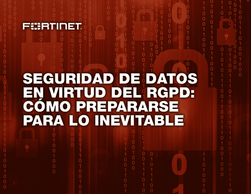 Data Security Under GDPR: How To Prepare For the Inevitable (Spanish Language)