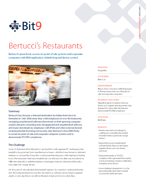 Data Theft Case Study: Learn From a Major Restaurant Chain