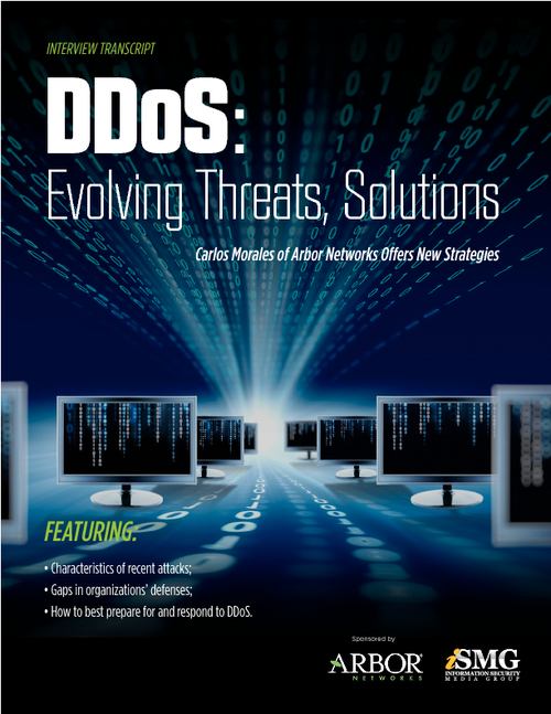 DDoS: Evolving Threats, Solutions