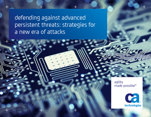 Defending Against Advanced Persistent Threats: Strategies for a New Era of Attacks