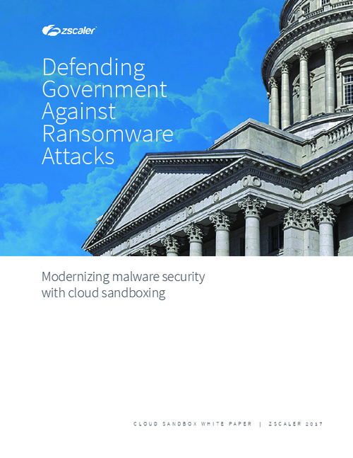 Modernizing Malware Security with Cloud Sandboxing in the Public Sector