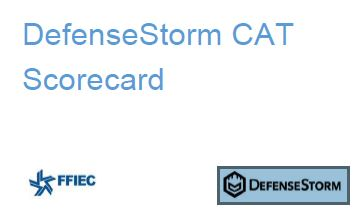 DefenseStorm CAT Scorecard