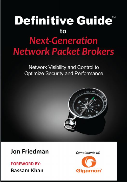 Definitive Guide to Next-Generation Network Packet Brokers