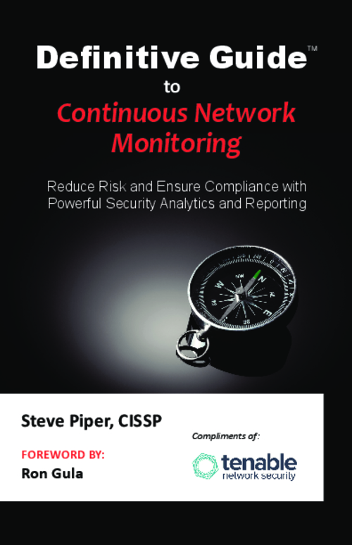 Definitive Guide to Continuous Network Monitoring