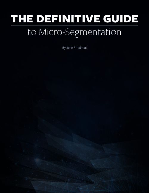 The Definitive Guide to Micro-Segmentation