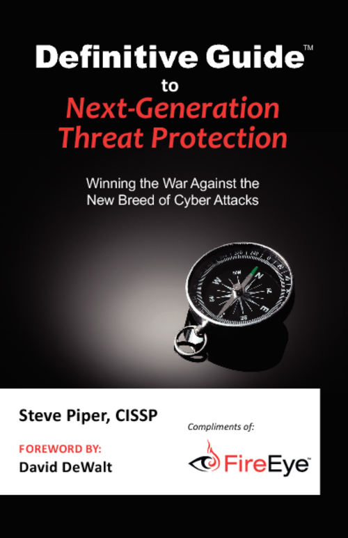Definitive Guide to Next-Generation Threat Protection