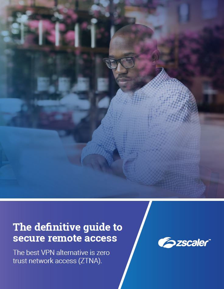 The Definitive Guide to Secure Remote Access