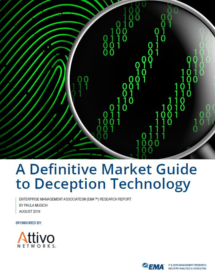 A Definitive Market Guide to Deception Technology