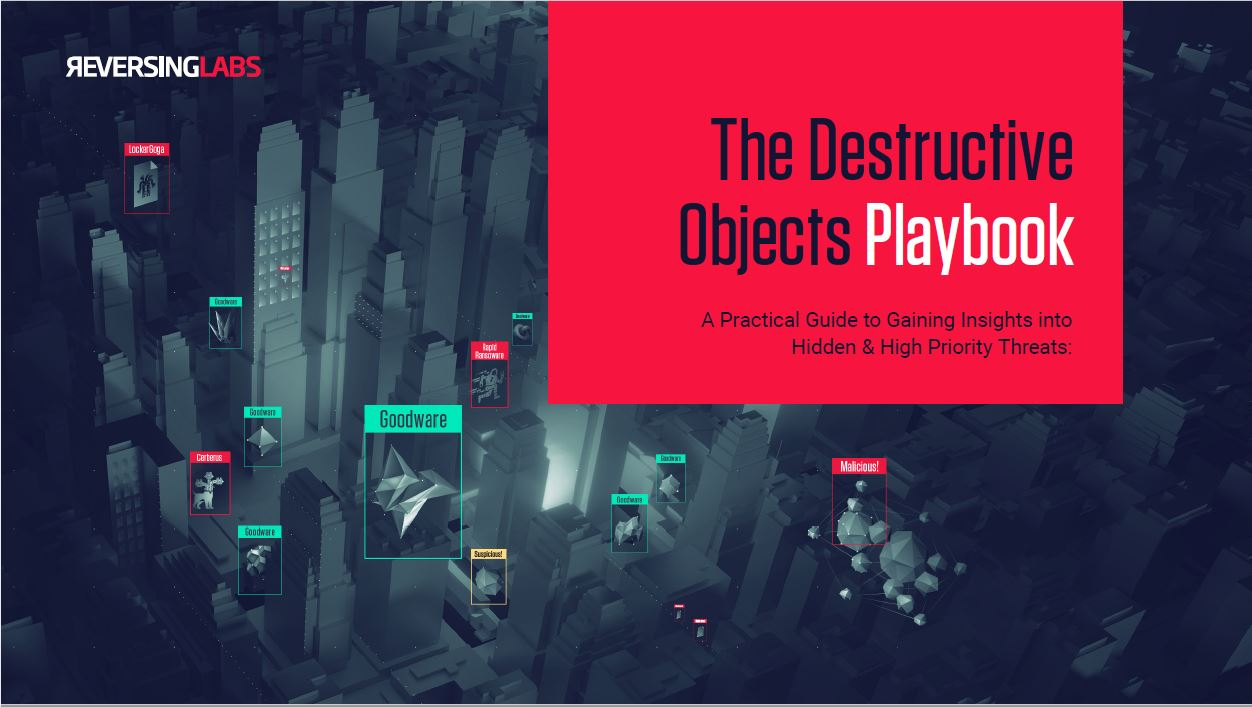 The Destructive Objects Playbook