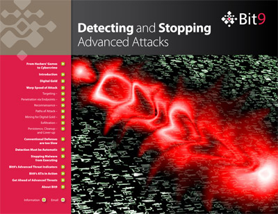 Detecting and Stopping Advanced Attacks