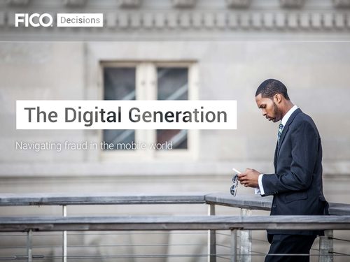 The Digital Generation: Navigating Fraud In The Mobile World